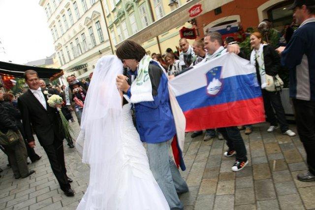Ivetka{{_AND_}}Stanko - slovinský fanúšikovia