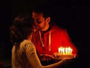 ked mal Janik narodeniny a ja som ho prekvapila...