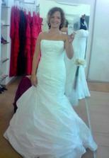 uprava a skracovanie satociek-5 dni pred svadbou :)