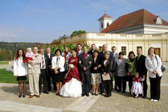 Se svatebčany