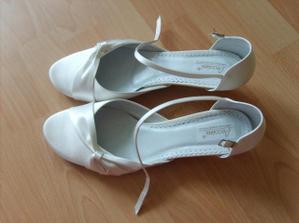 svatební botičky