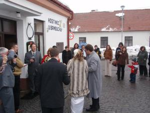 hospoda v Libici - oslava