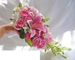 """""""Keby som sa mohla odviazať, moja svadba snov by vyzerala takto..."""" - Väčšia kytica pre nevestu"""
