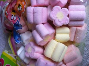 """Objevila jsem dneska super bombónky do """"sladkého koutku"""""""