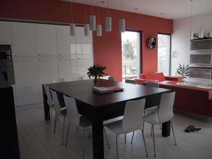 Flat home 200 - obyvacka