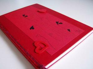 svatební kniha...