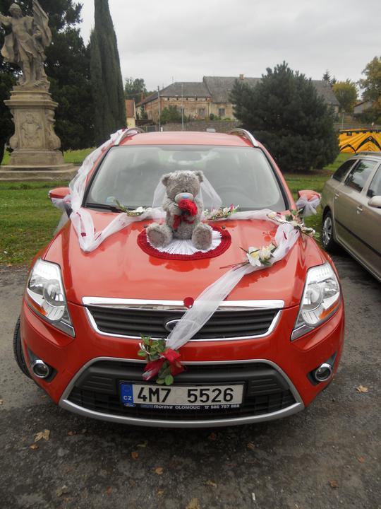 Andrea {{_AND_}}Milan - auto nevěsty.....