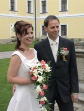novomanželská momentka
