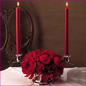 Naše přípravy do vínova - do něj takové svíčky