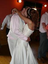 a první taneček novomanželů