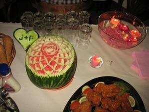 a náš vyřezávaný meloun