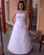 To jsou moje šaty ...
