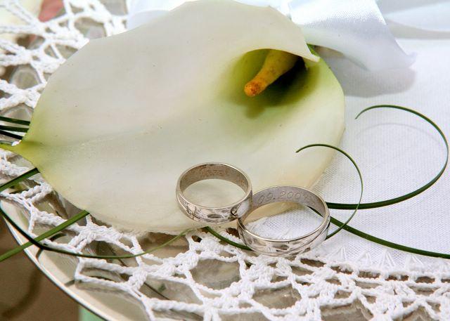 Katka{{_AND_}}Jožko - prijmi tento prsten ako znak mojej lasky a vernosti...