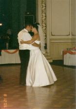Náš prvý novomanželský tanec - hudba od Sandry / Hiroshima / - bolo to prekrásne