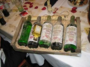 ... a víno ze svých vinic :-)