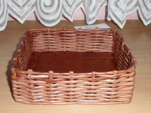 Hnízdečko - košík do nočního stolku 1