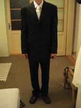 můj chlap v obleku