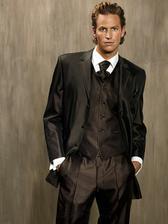 čierna kravata sa mi páči