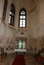 kaple..místo obřadu