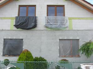 Okná orohovanéé