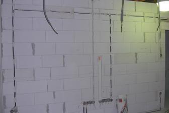 Príprava pre TV stenu