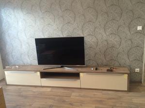 Konečne prvý nábytok na mieru;)
