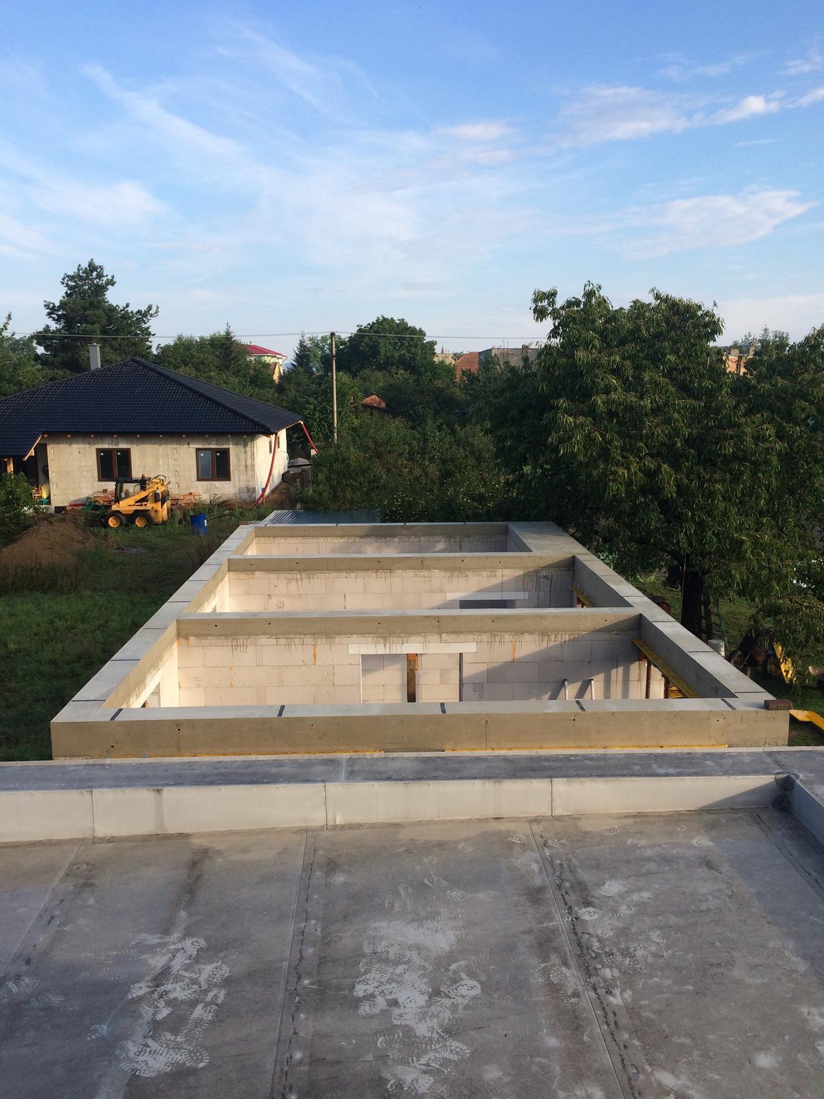 Stavba garáže - Obrázok č. 26