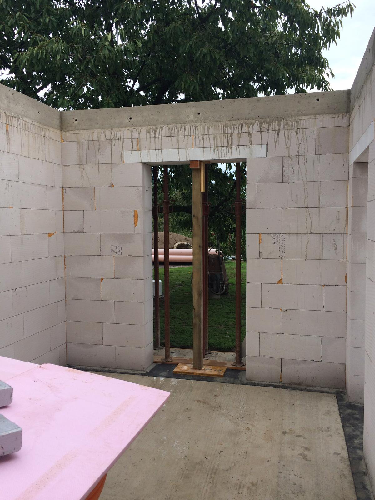 Stavba garáže - Obrázok č. 29