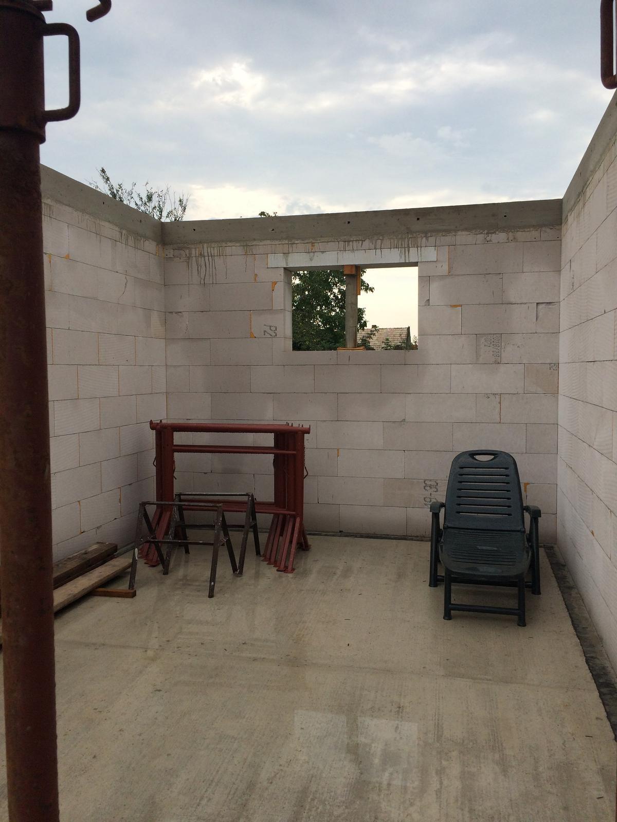 Stavba garáže - Obrázok č. 30