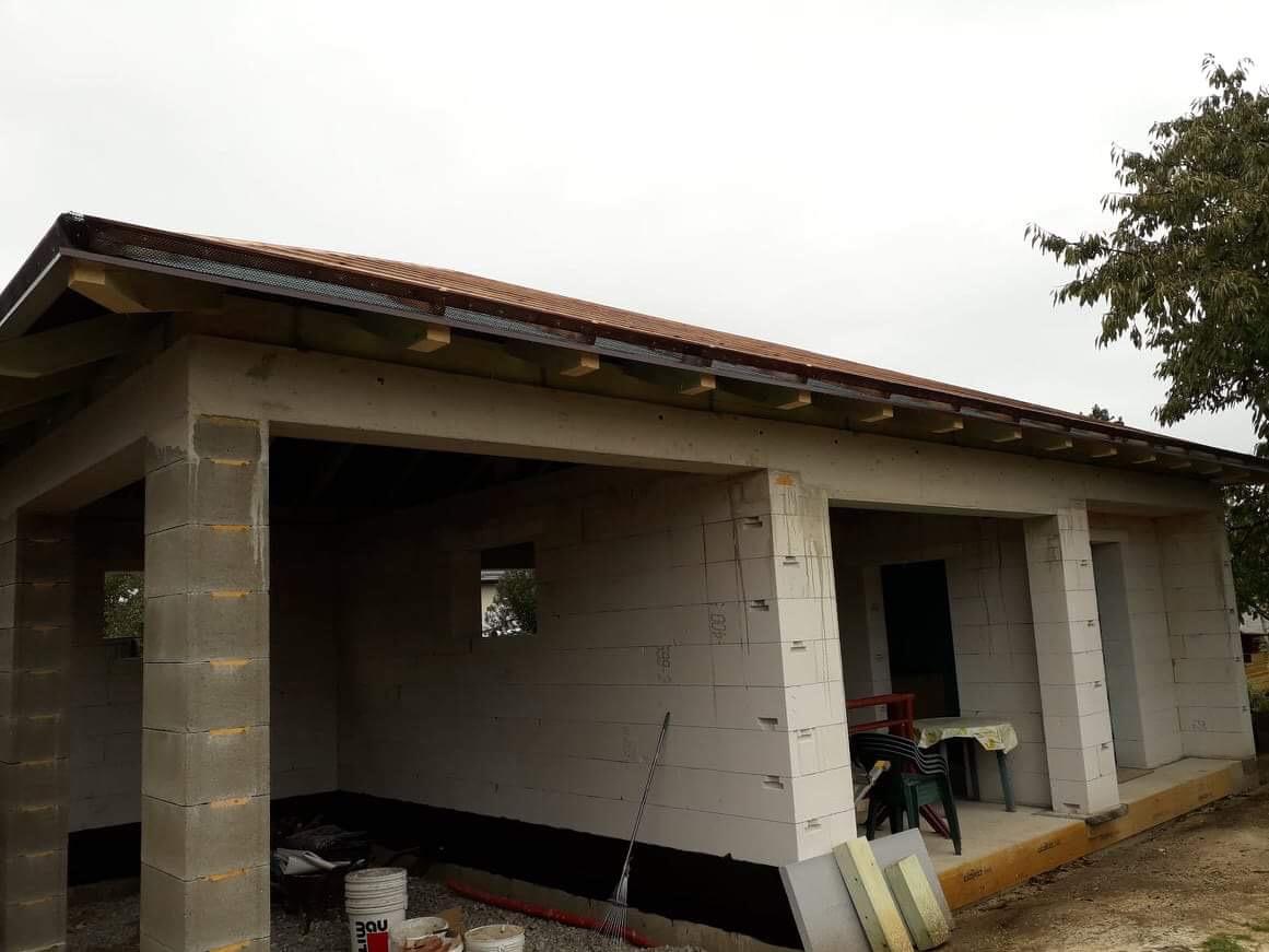 Stavba garáže - Obrázok č. 36