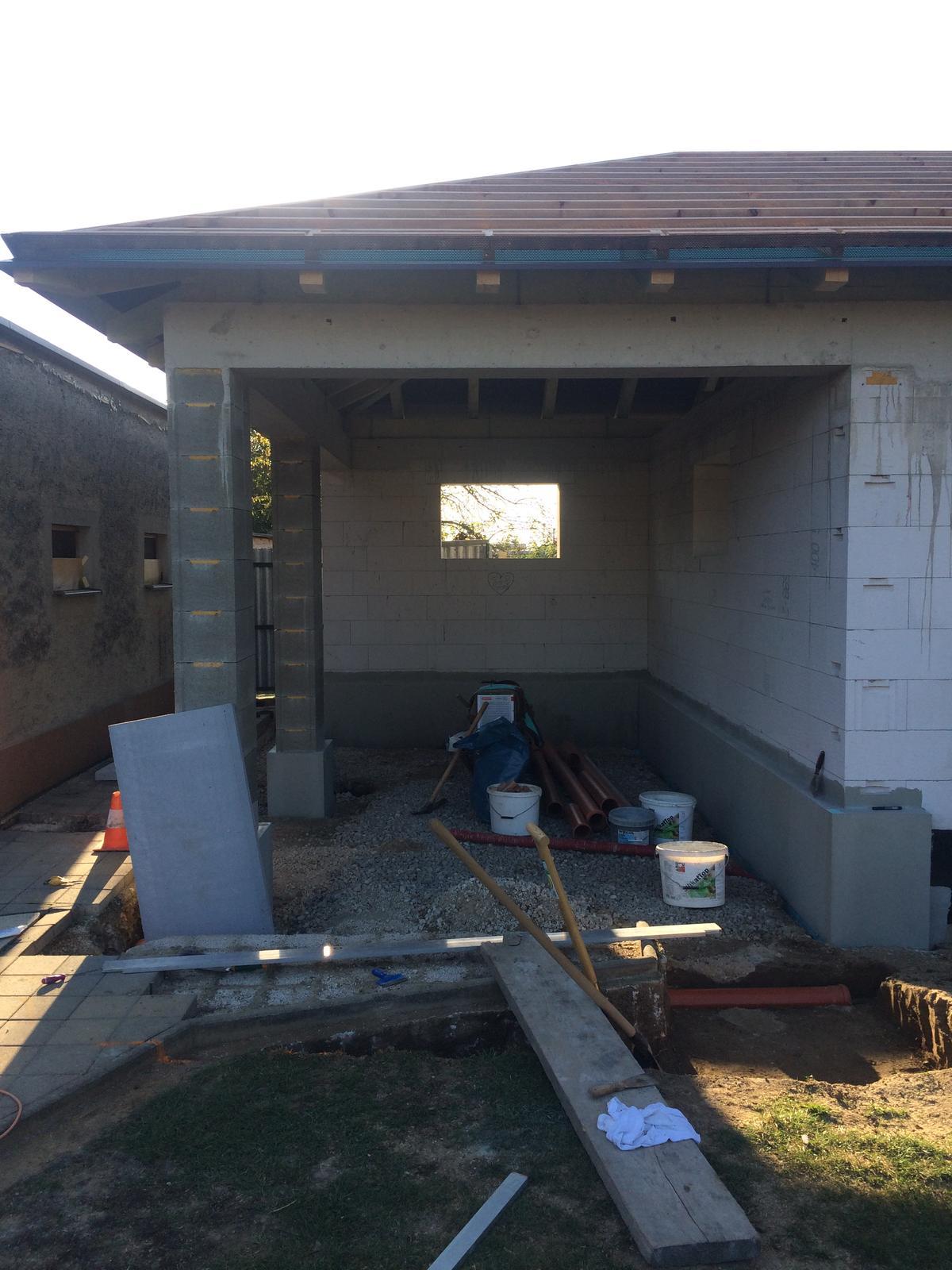 Stavba garáže - Obrázok č. 37