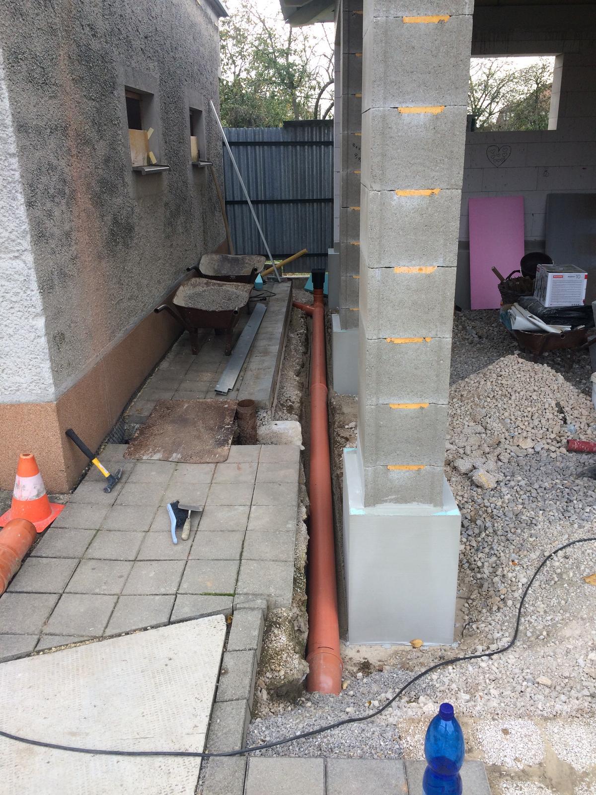 Stavba garáže - Obrázok č. 38