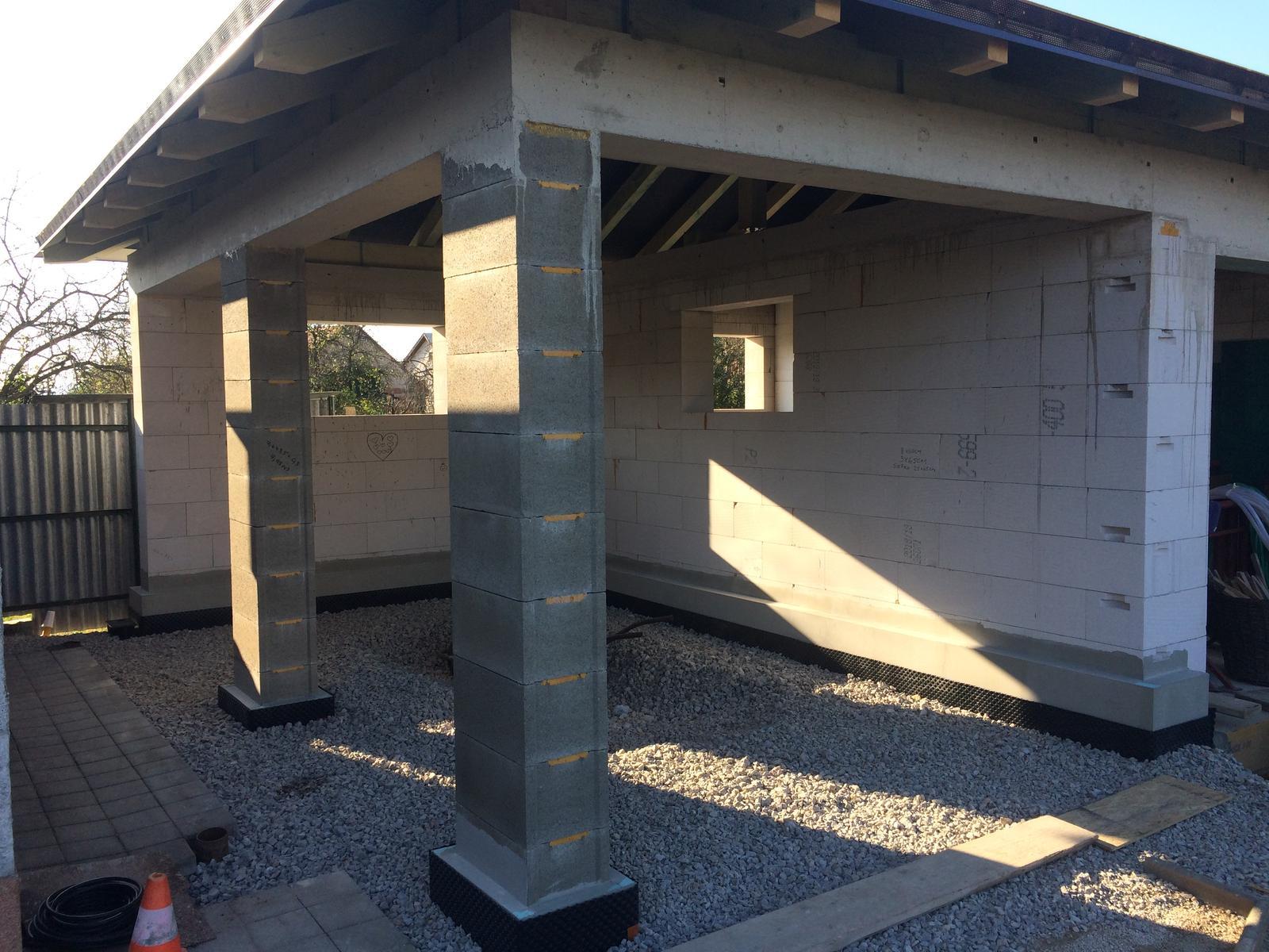 Stavba garáže - Obrázok č. 40