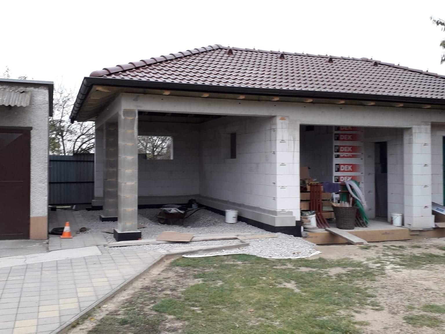Stavba garáže - Obrázok č. 43