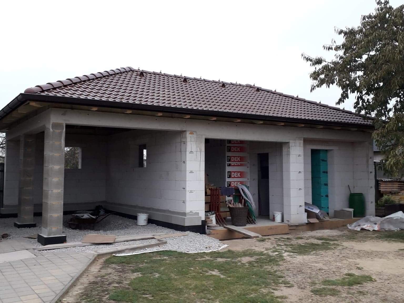 Stavba garáže - Obrázok č. 44