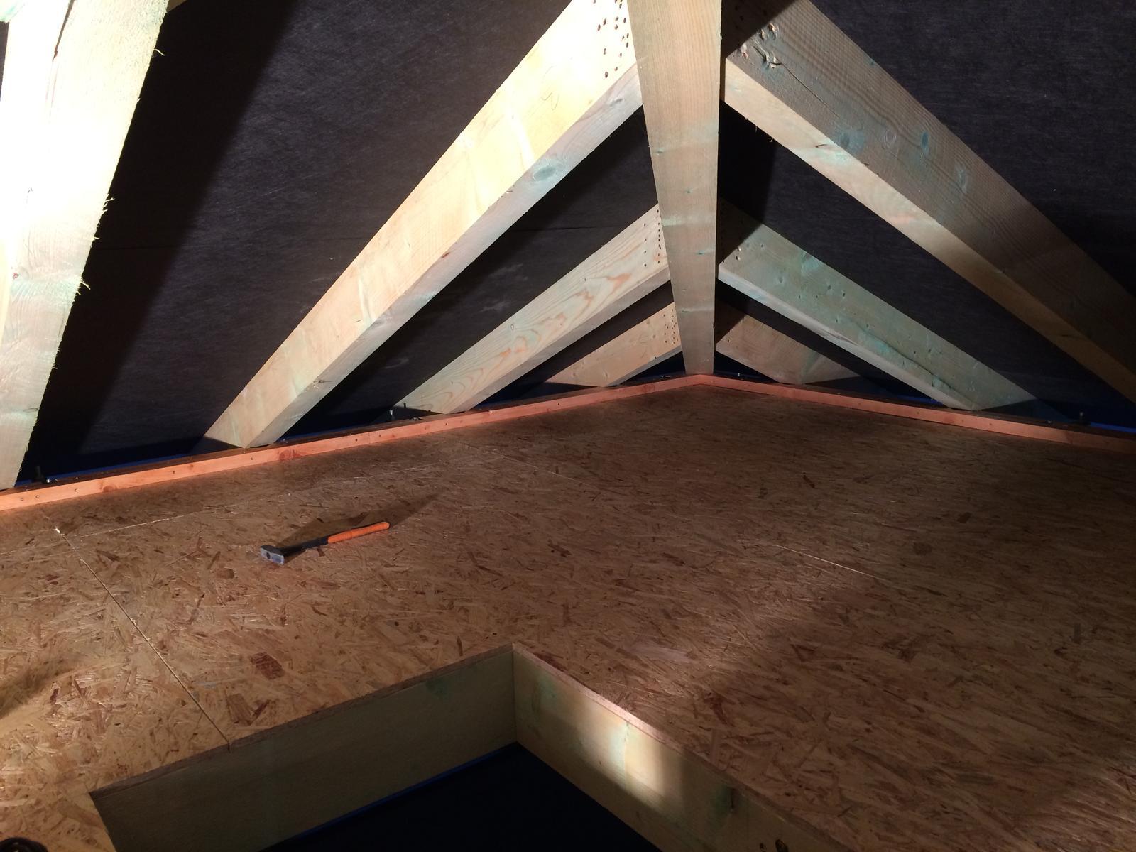 Stavba garáže - Obrázok č. 45