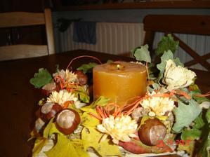 podzim na stole