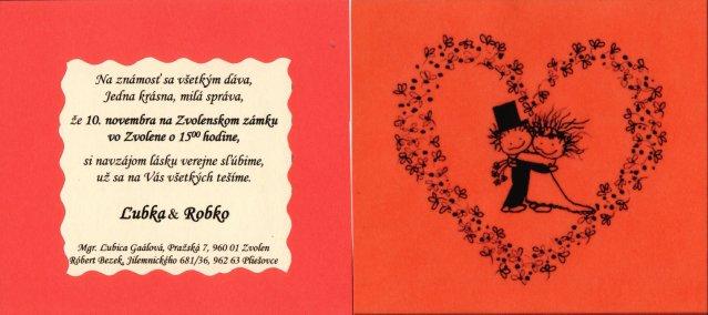 Robko a Ľubka - Obrázok č. 12