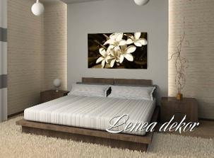 tak do této ložnice jsem se taky zamilovala a manžílek souhlasí, hlavně ten prosvětlený panel za postelí bude!!!
