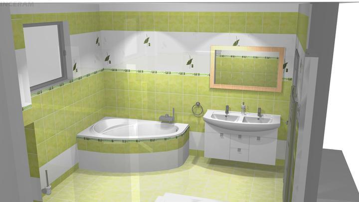 Vizualizácia kúpelne - Obrázok č. 4