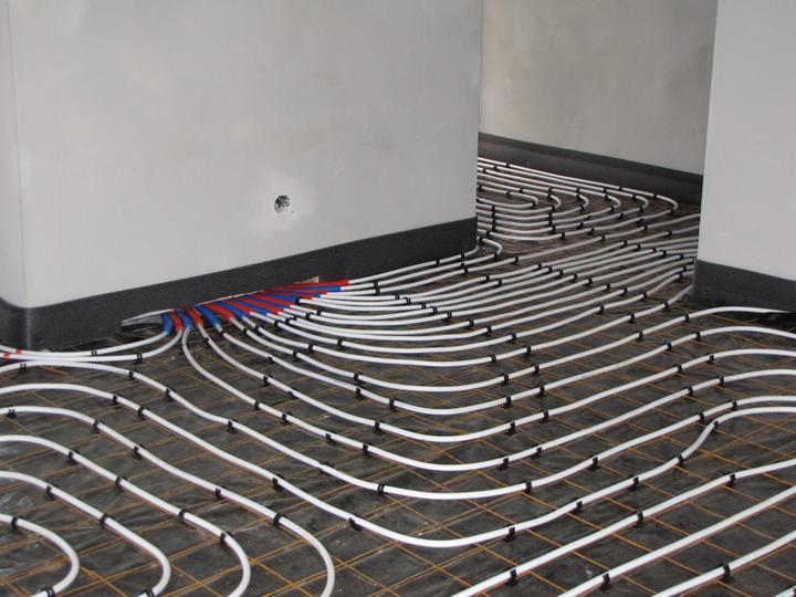 Podlahové kúrenie a poter - Obrázok č. 6