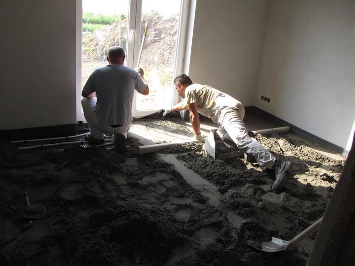 Podlahové kúrenie a poter - Obrázok č. 13