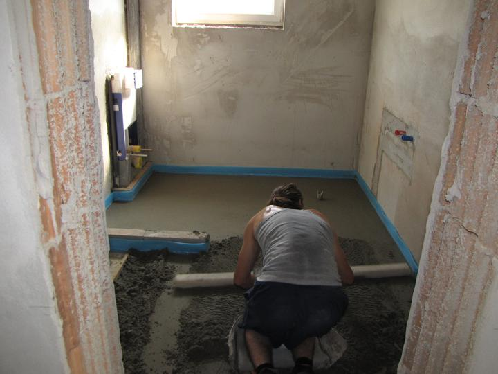 Podlahové kúrenie a poter - Obrázok č. 15