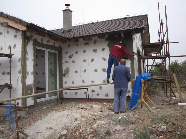 Zateplenie domčeka konečne hotové - Obrázok č. 3