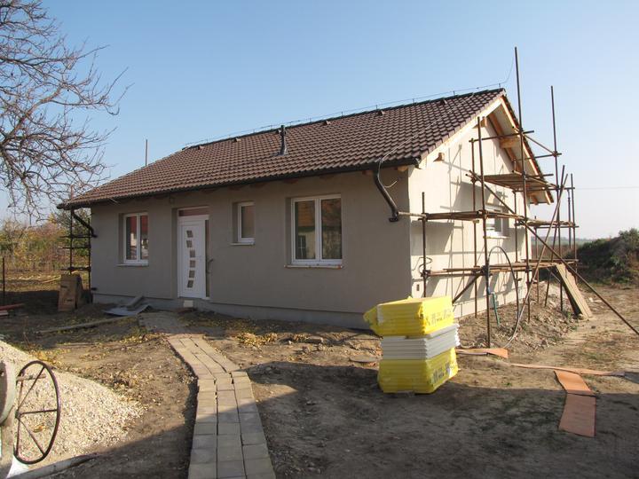 Zateplenie domčeka konečne hotové - Obrázok č. 5