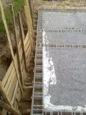 Zašalované - môžeme betónovať