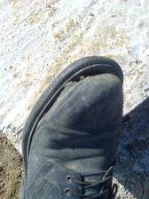 už druhé topánky padli za obeť