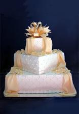 Tak takový budeme mít svatební dort