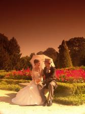 Novomanželé Kalovi