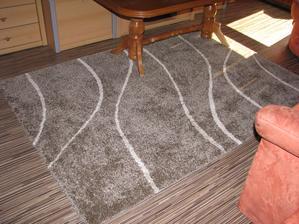 novy koberec...